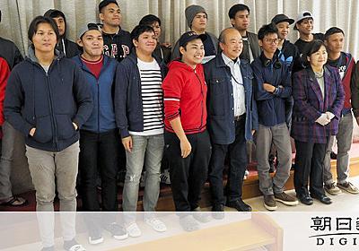 「後輩のための犠牲なら光栄」日立が解雇の実習生、帰国:朝日新聞デジタル