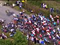 ツール・ド・フランス、クソ観客のせいで大規模落車 - Togetter