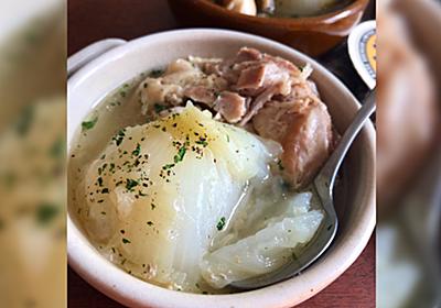 炊飯器に入れるだけ…山本ゆりさんの新玉ねぎレシピが超簡単で美味しそう「冷凍ガチガチ鶏肉そのまま使えるのありがたい」 - Togetter