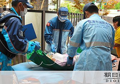 停電の特養「いつまで持つか…」 体調崩す高齢者が続出:朝日新聞デジタル