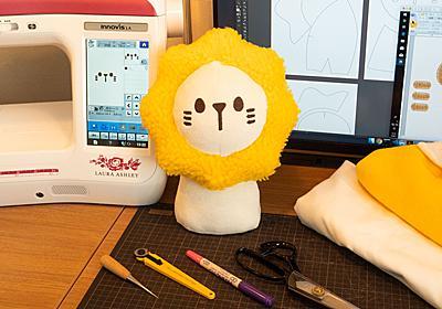 3Dモデルからぬいぐるみの型紙を取るWebアプリを作ってみた – PSYENCE:MEDIA
