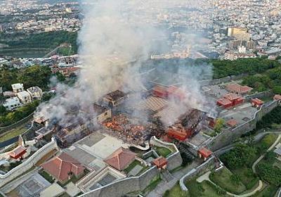 熊本城が被災した熊本県が首里城復興支援募金を開始 知事「地震で培ったノウハウを提供したい」 - 琉球新報 - 沖縄の新聞、地域のニュース