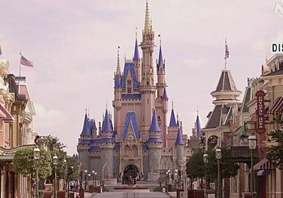 ウォルト・ディズニー 2万8000人解雇へ 休園長期化で巨額赤字   新型コロナ 経済影響   NHKニュース