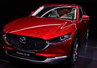 【ジュネーブショー 2019】マツダに聞く、新型SUV「CX-30」はなぜ2桁数字車名なのか? Mazda30やRX-78もありなの? /