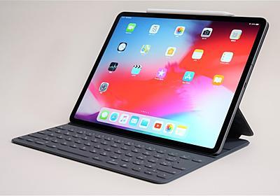 【Hothotレビュー】MacBook Proを上回る性能の「12.9インチiPad Pro」レビュー - PC Watch