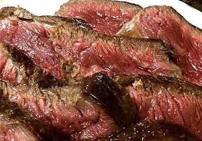 追記あり【神コスパ】超巨大「2キロの熟成肉」を自分で作ってみた結果 → こんなウマいステーキ食ったことネェェエエエ!! | ロケットニュース24
