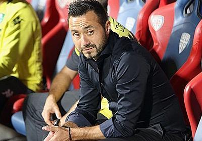 イタリア版グアルディオラとは?デゼルビという監督を知ってますか。 - 海外サッカー - Number Web - ナンバー