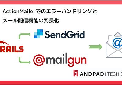 ActionMailerでのエラーハンドリングと、メール配信機能の冗長化 - ANDPAD Tech Blog
