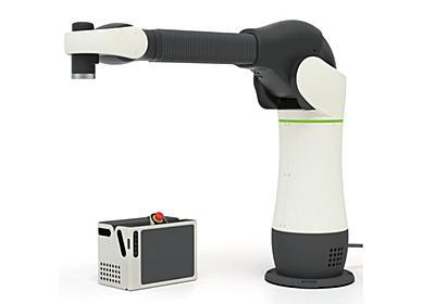 """水曜インタビュー劇場(ロボット公演):""""手先が伸びて縮むだけ""""のロボットが、「在庫ゼロ」になるほど売れている理由 (1/7) - ITmedia ビジネスオンライン"""