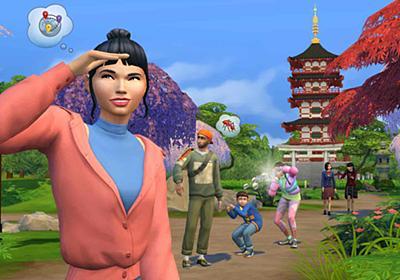 『The Sims 4』日本テーマの拡張パックから「神社へのお辞儀」「太陽柄の浴衣」が削除、韓国ユーザーの反発を受けて | AUTOMATON