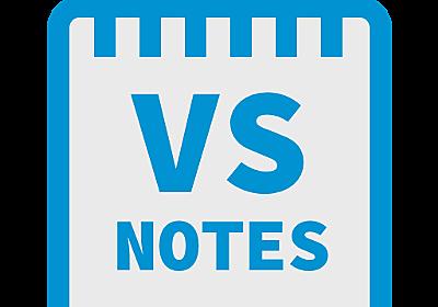 VSNotes - Visual Studio Marketplace
