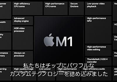 Apple Silicon MacではApple M1チップのThunderbolt/USB 4コントローラーにより、外付けストレージのReadパフォーマンスも一部向上。 | AAPL Ch.