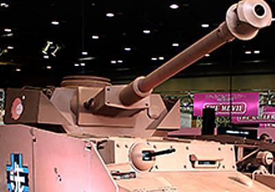 アキバに戦車が!『ガールズ&パンツァー 劇場版』公開記念で 実物大Ⅳ号戦車が登場!   電撃ホビーウェブ