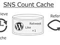 SNSでのシェア数をキャッシュして高速表示できるWordPressプラグイン「SNS Count Cache」 | TechMemo