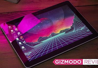 Surface Go レビュー:この価格にして、ほぼ完ぺき | ギズモード・ジャパン