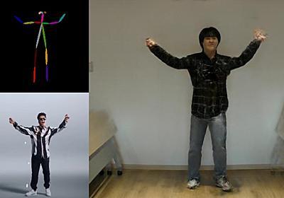 AIが一般人を一瞬でダンサーに。OpenPoseを応用した「Everybody Dance Now」がすごい | Ledge.ai