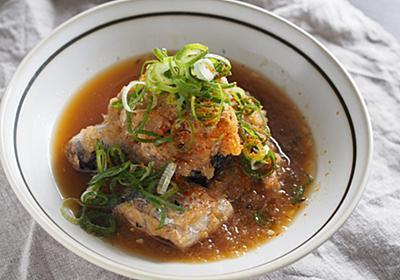 サバ缶の美味しい食べ方は、いくら知っていてもいいものです。「サバ缶の甘酒みぞれ煮」の作り方【北嶋佳奈】 - メシ通   ホットペッパーグルメ