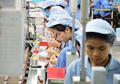 最低賃金上げ、アジア席巻 「人気取り政策」外資警戒  :日本経済新聞