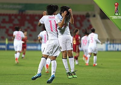 【海外の反応】「日本はスペシャルだ」リトルなでしこがW杯連覇に王手!3発でスペイン下し北朝鮮の待つ決勝へ(U17女子W杯) | NO FOOTY NO LIFE