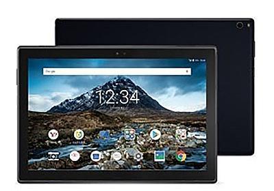 【楽天市場】【中古】【安心保証】 Y!mobile Lenovo TAB4 702LV ブラック:ゲオモバイル