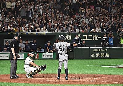 打率4割よりも安打数に夢を見せた、イチローの神髄と「野球の原点」。 - MLB - Number Web - ナンバー
