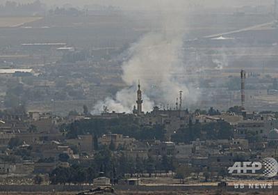 トルコ、シリア軍事作戦を停止 クルド部隊撤退後に終了へ 写真17枚 国際ニュース:AFPBB News