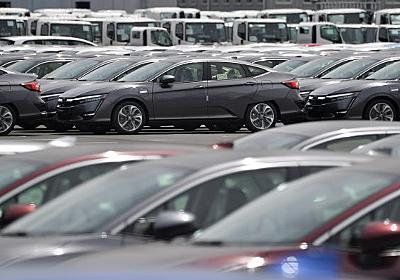 自動車立国に迫る危機 トランプ氏「次は日本」  :日本経済新聞