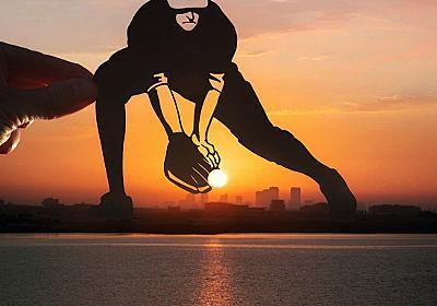 東京タワーにドラゴンが!? 風景+切り絵の組み合わせで作り出す異世界のような写真がステキ! - ねとらぼ
