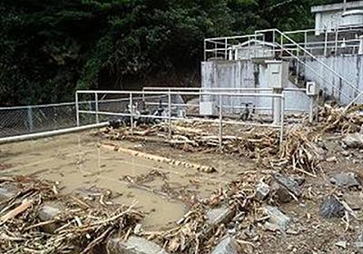 【安倍政権考】豪雨で断水した宇和島に陸送されたのは、東京五輪の設備だった 迅速復旧に政府・自治体・企業がタッグ(1/4ページ) - 産経ニュース