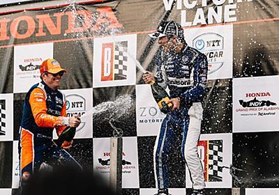 インディカー第3戦速報:佐藤琢磨が初のポール・トゥ・ウイン。完璧なレース運びで通算4勝目を挙げる
