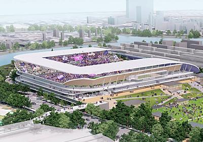 サンフレッチェ新サッカー場、集客策「いいとこ取り」  :日本経済新聞