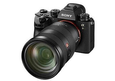 ソニー、秒間20コマ連写、4Kや1080/120fps動画も撮れるミラーレス「α9」。約50万円 - AV Watch