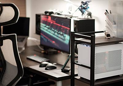 小型のゲーミングPCを自作すると楽しいし、数年前の常識が通用しない - SANOGRAPHIX Blog