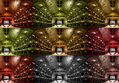 色覚多様性を再現するSVGフィルター - Hail2u