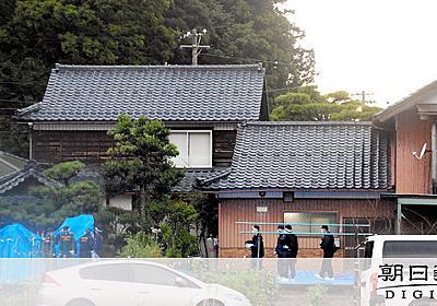 高2の孫を刃物で殺害容疑、同居する86歳を逮捕 福井:朝日新聞デジタル