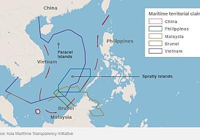 CNN.co.jp : フィリピン軍、南シナ海の島に兵員や物資輸送 軍事力強化