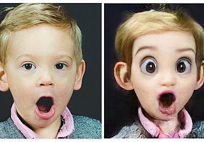 自分の顔をディズニーアニメ風に変換できる「Toonify Yourself!」を使ってみた - GIGAZINE