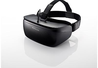 【楽天市場】【送料無料】 マウスコンピュータ 「Steam VR」対応 ヘッドマウントディスプレイ GTCVRBK1【楽天ビック先行販売】:楽天ビック