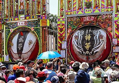 賛否両論の台湾「神豚」祭り 出品数減少、伝統への見方に変化 写真7枚 国際ニュース:AFPBB News