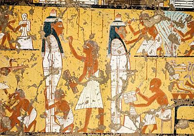 古代エジプト絵画、独自の様式を生んだのは無名の画家たちだった | ナショナルジオグラフィック日本版サイト