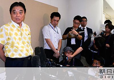 少女像展示「中止を」 河村市長が知事に申し入れへ [表現の不自由展・その後]:朝日新聞デジタル