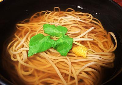 タモリが生放送『笑っていいとも』のあと食べに行っていた秘密の絶品そば屋 / 大川や   東京メインディッシュ
