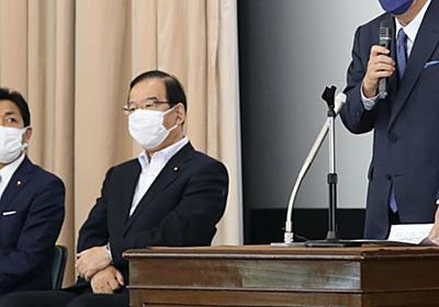 野党、首相の退陣が誤算: 日本経済新聞