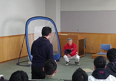 達川光男氏が説く右打者の内角球捕球の極意 - プロ野球 : 日刊スポーツ