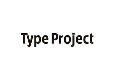 TP明朝 | Type Project | タイププロジェクト