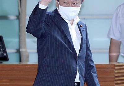茂木外相「日本国籍を有していないと判明」 香港で一時拘束された人物 - 産経ニュース
