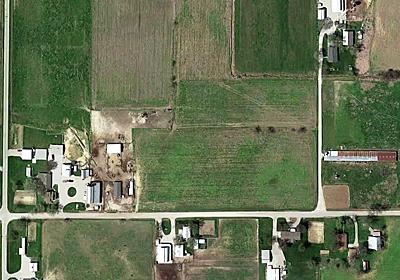 Google Earth の航空写真から作られた 超没入アニメーション – NEWREEL