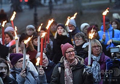 「明白な合意のない性行為はレイプ」、スウェーデンで新法施行 写真1枚 国際ニュース:AFPBB News