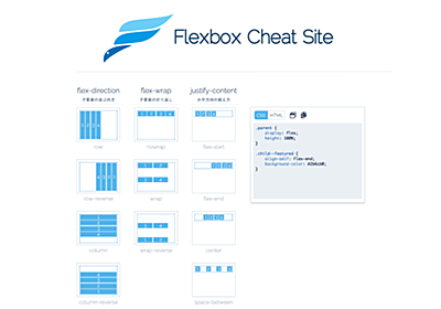 Flexbox Cheat Site