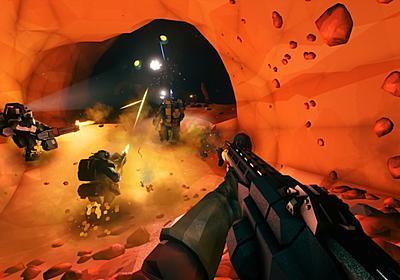 ドワーフとなり危険な鉱山で採掘する協力プレイ対応FPS『Deep Rock Galactic』Steamにて早期アクセス販売開始。Xbox One版も発売予定   AUTOMATON